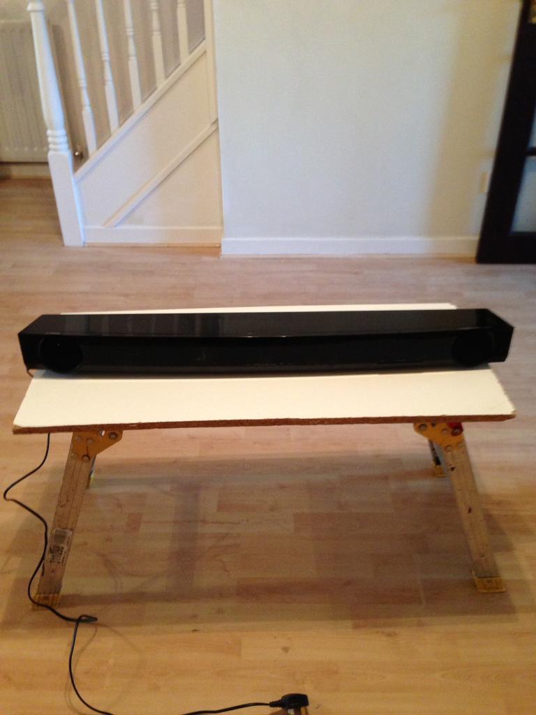 YAMAHA 22 WATT MODEL YAS- 101 WALL MOUNTABLE SOUND SYSTEM