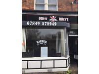 Barber shop for sale