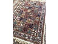 Brand new Persian rug with elegant design