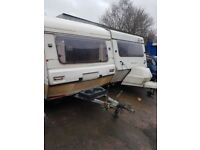 Caravan ideal for breaking or repairing project