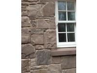 Reclaimed Perthshire Building Stone