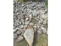 Stone for Sale - would suit rockery, pond / water feature, garden wall