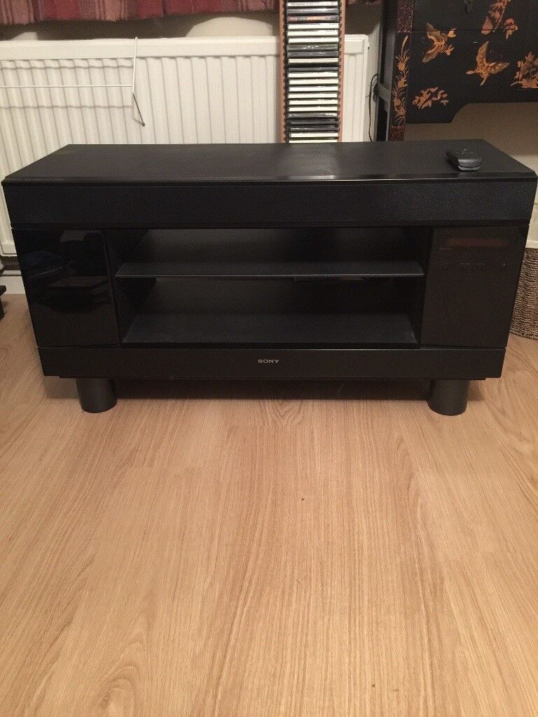 Grab A Bargain Sony Tv Stand With Built In Surround Sound Bar