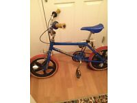 bike Raleigh Mini Burner 1980s