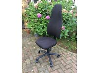Obusforme high back chair for people with bad backs, FREE delivery in Brighton and Hove