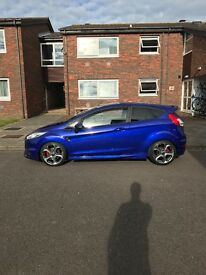 ford fiesta ST Mountune edition
