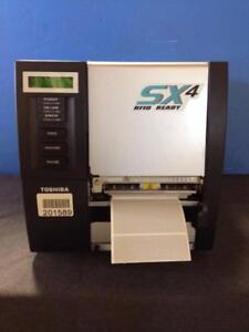 Imprimante Tec B-SX4T, Kit de départ (201589)