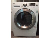 LG washer dryer, not working, good option for parts, model number F1480YD, collection only 50£