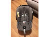 Mothercare Baby Car Seat in excellent condition