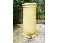 **** Chimney stack - Flower Pot - Stoneware from T Smith Pottery (Victorian) ****