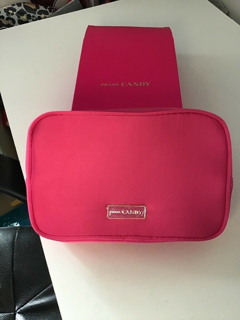 7d3fa6d5f7af New and still boxed. Prada Candy Makeup Bag. | in Kingsteignton ...