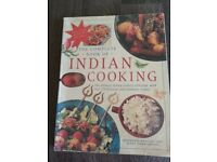 The complete book of Indian cooking 170 authentic & delicious recipes with photo