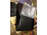Sony PlayStation 3 super slim 500gb model w/ Call of Duty: Ghosts - Free Fall Edition
