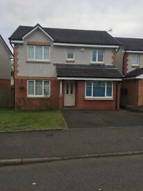 4 Bed detached house in Plean Stirlingshire