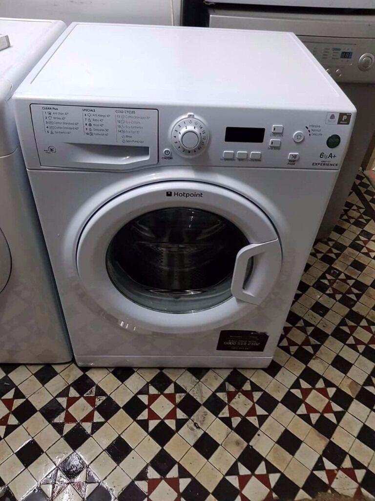 6 KG Hotpoint Washing Machine New Model Digital Displayin Newham, LondonGumtree - 6 KG Hotpoint Washing Machine New Model Digital Display We provide everywhere in London, Essex, Kent and Surrey Cell Number 07459641949 Size 6 Kg Fully Working Fully Tested Only For £ 99.99 On Special Offer Very Nice & Clean 90 Days Warranty We...