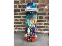 Skateboard - 8.25 'Girl' Deck, 'Thunder' Trucks, 'Spitfire' Wheels & 'Bronson' Bearings