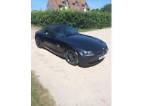 BMW Z4 2.5i Sport convertible in immaculate condition