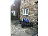 Quad bike 250cc Road Legal SOLD NOW