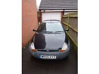 Good inexpensive reliable car FORD KA (selling for daughter who has gone to Australia) Black, Manual