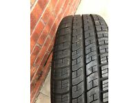 Spare Vauxhall Astra Continental tyre (in used - 195/60R 15)
