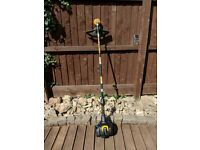 McCulloch T26 CS Petrol Grass Trimmer 9672077-01 Black & Yellow