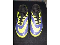 Hypervenom Football Boots - UK Size 3; Euro Size 35.5