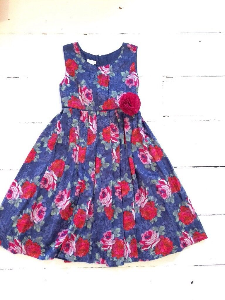 Beautiful girl\'s Monsoon party dress | in Frome, Somerset | Gumtree