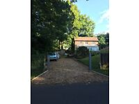 Small character house to rent in excellent private road location in Kingswood,Surrey