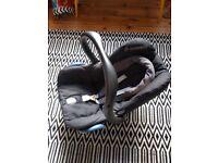 Maxi-Cosi CabrioFix infant car seat 0+