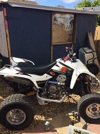 suzuki ltz 440 quad bike
