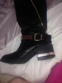 Size 5 river island boots