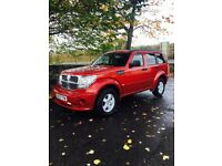 Dodge nitro 2.8 crd *CHEAP WINTER 4X4*