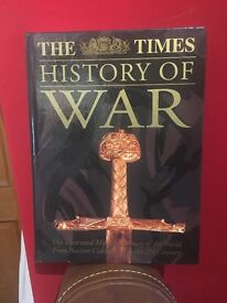 The Times History of War Book