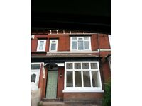 Large 4 bedroom terraced house available