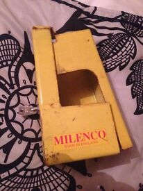 Milenco hitch lock 2 keys collection or postage