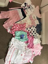 Massive bundle Of Girls clothes 3-6 months