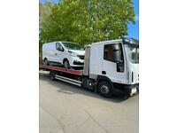 24/7 KENT CAR VAN RECOVERY TOW TRUCK TOWING VEHICLE BREAKDOWN FORKLIFT TRANSPORT MOPED DELIVERY