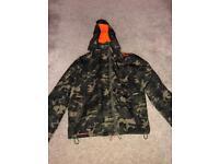 Superdry camp jacket