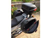 Honda blackbird cbr 1100xx