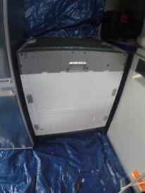 brand new BEKO intergrated dishwasher