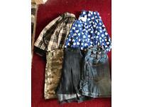 Girls 4-5y clothing bundle next/Asda etc