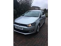 63 REG VOLKSWAGEN POLO 1.2 TDI MATCH EDITION 5 DOOR FVWSH 1 PREVIOUS OWNER £20 ROAD TAX