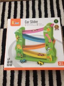 New in box car slider