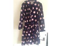 DRESSING GOWN - SMALL