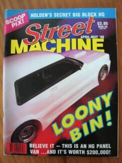 Street Machine - April/May '90 (car magazine)