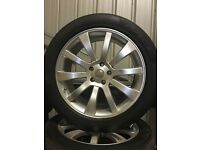 "As new 20"" Alloy wheels and tyres to suit BMW X5..."