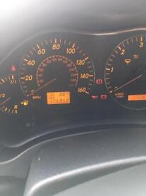 Toyota Avensis 53 plate 2.0 Diesel.