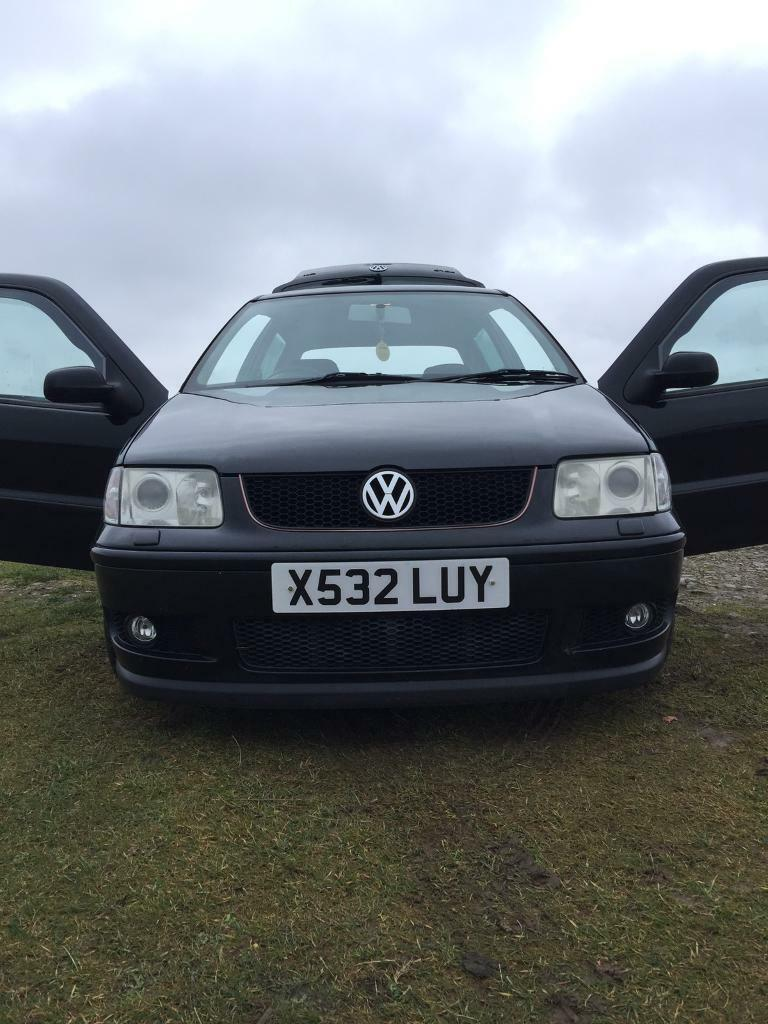 volkswagen polo 6n2 gti in ulverston cumbria gumtree. Black Bedroom Furniture Sets. Home Design Ideas
