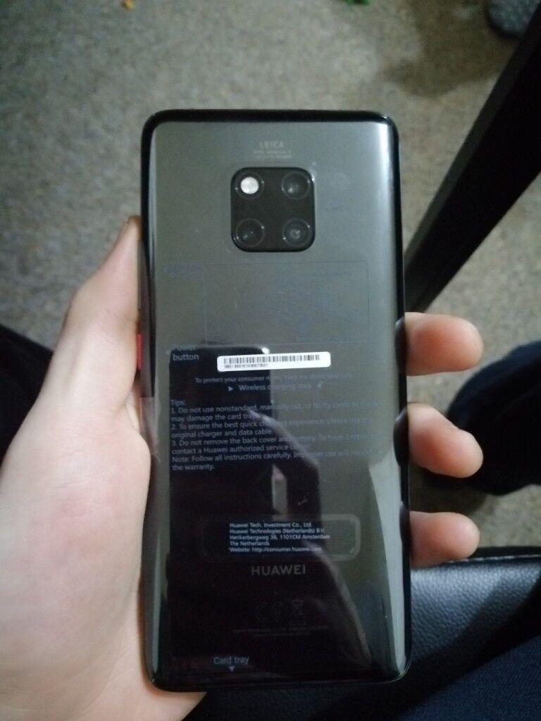 Huawei Mate 20 Pro | in Motherwell, North Lanarkshire | Gumtree