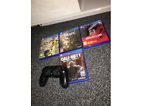 Playstation 4 with good games